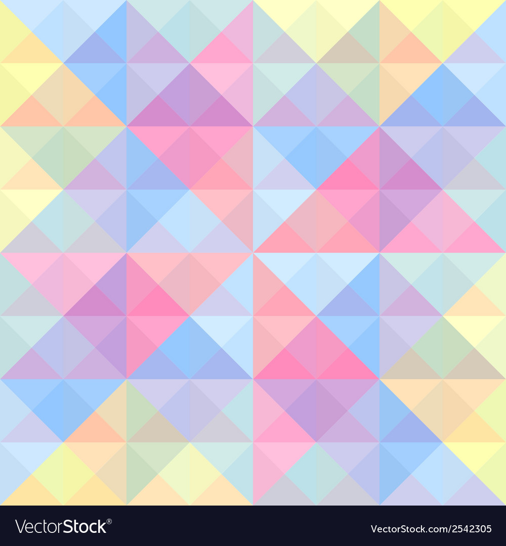 Colorful triangle background9 vector | Price: 1 Credit (USD $1)