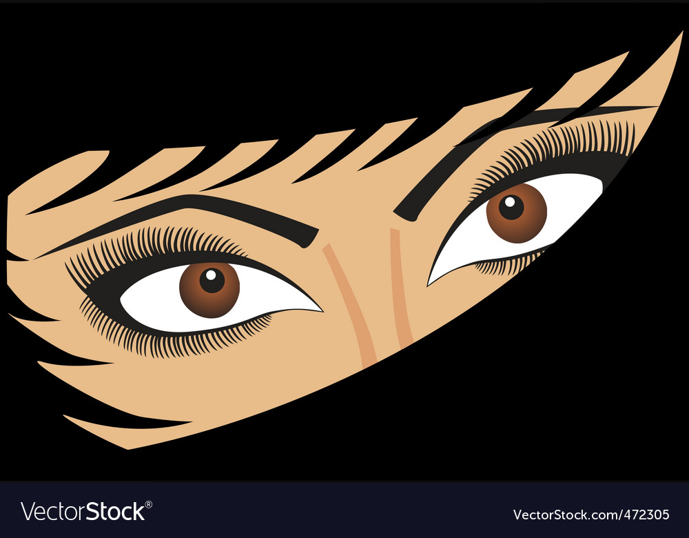 Eyes vector | Price: 3 Credit (USD $3)