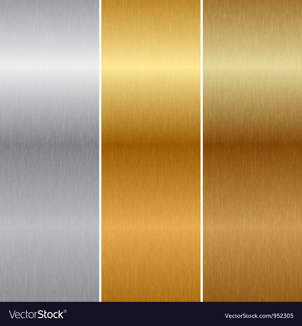 Metal textures vector | Price: 1 Credit (USD $1)