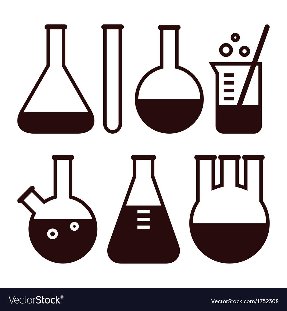 Laboratory equipment vector | Price: 1 Credit (USD $1)