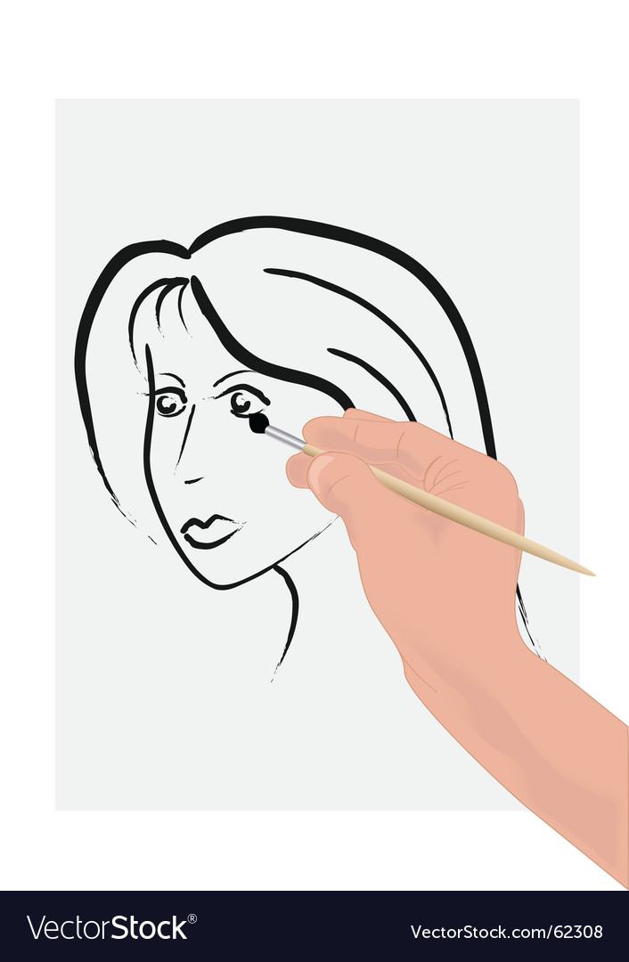 Picture drawing vector | Price: 1 Credit (USD $1)