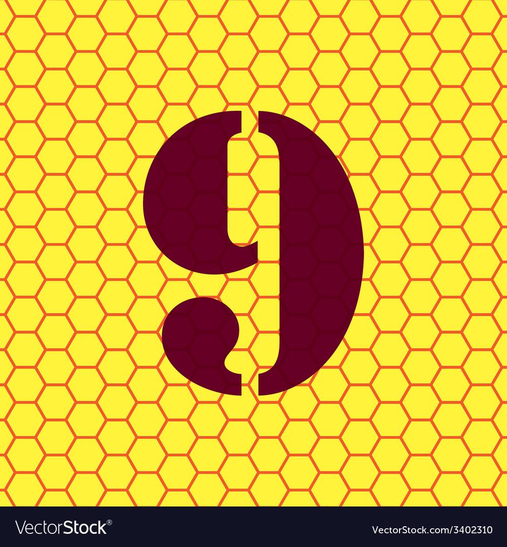 Number nine icon symbol flat modern web design vector   Price: 1 Credit (USD $1)