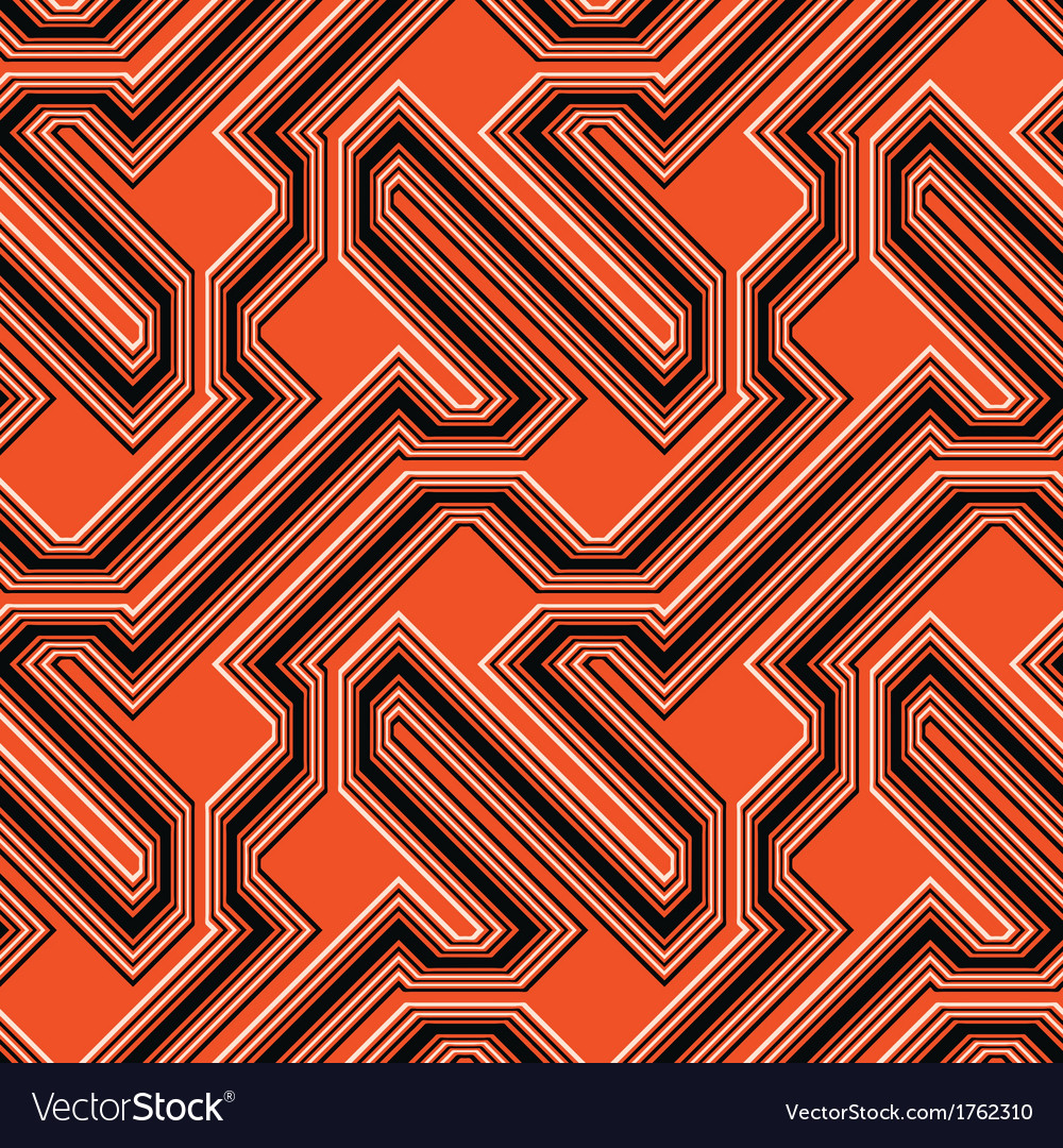 Ornate striped textured geometric background vector   Price: 1 Credit (USD $1)