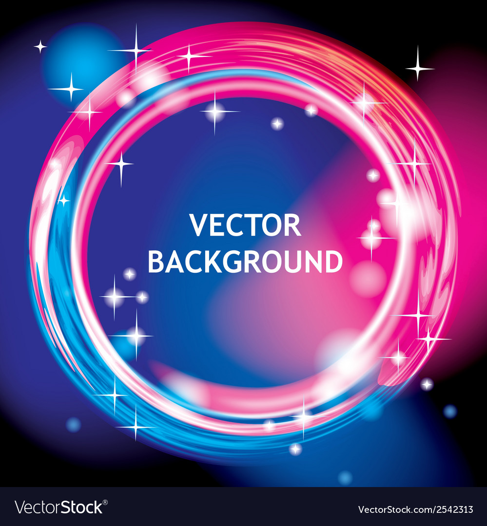 Light ring background vector | Price: 1 Credit (USD $1)