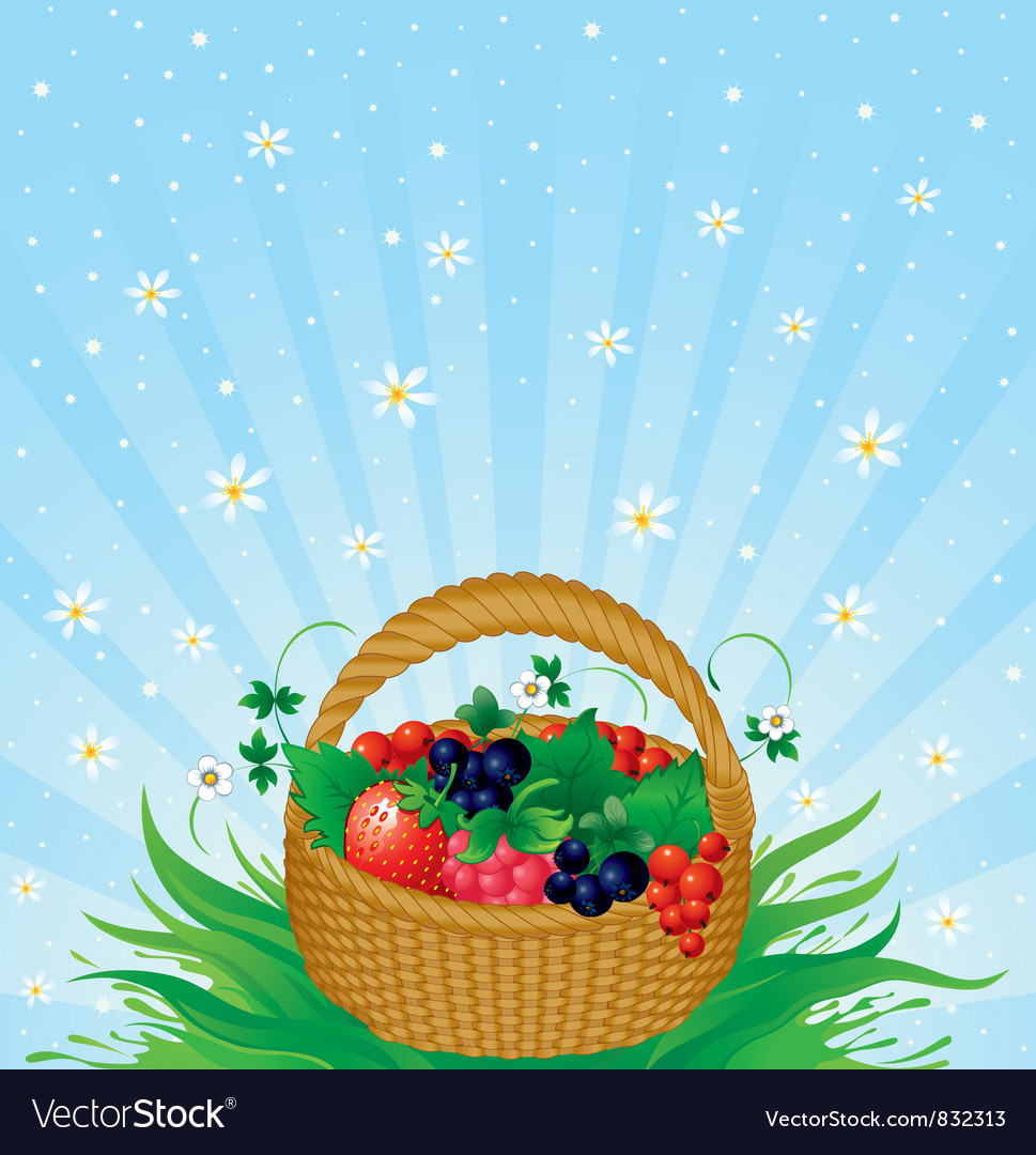 Summer harvest vector | Price: 3 Credit (USD $3)