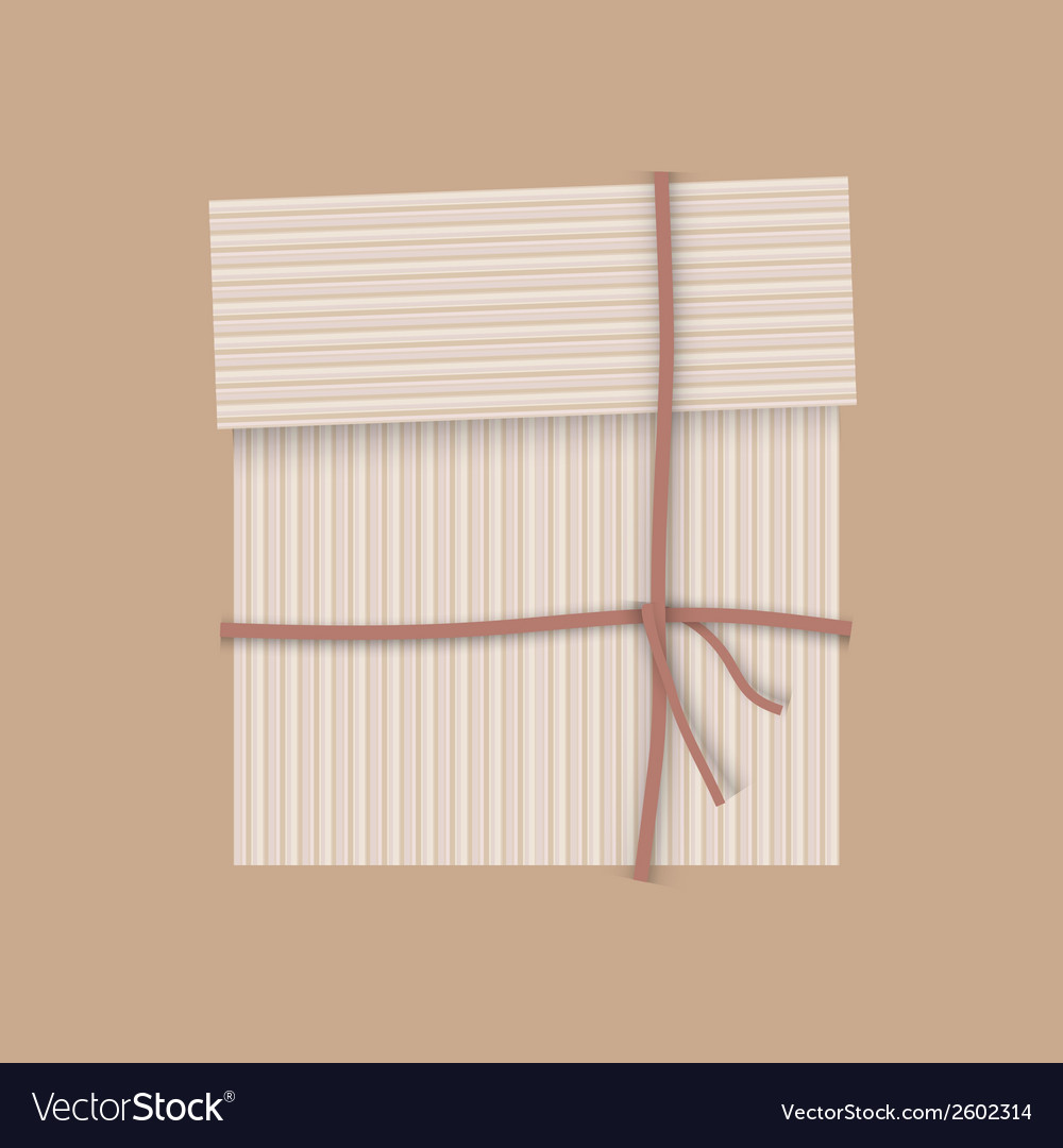 Box stripe vector | Price: 1 Credit (USD $1)