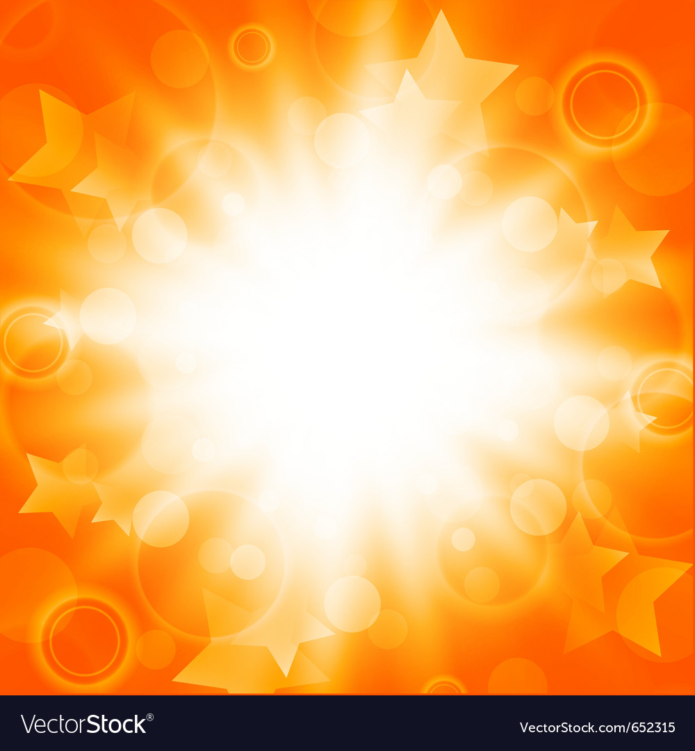 Abstract bright summer explosion vector | Price: 1 Credit (USD $1)