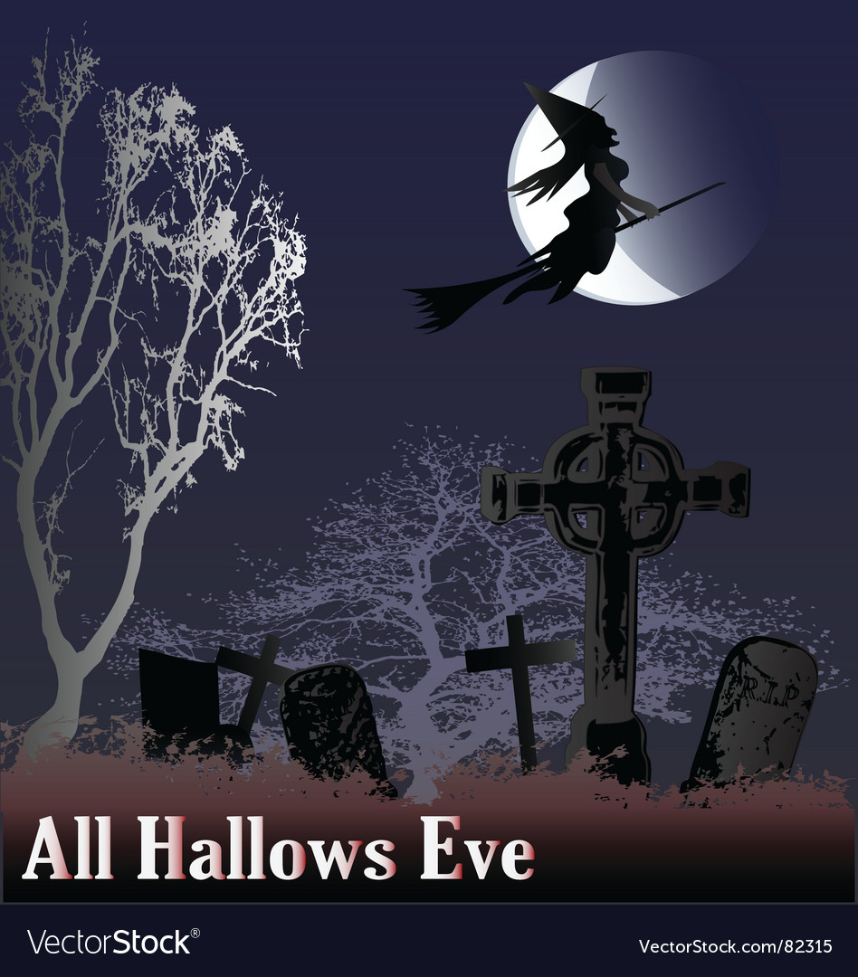 Hallows eve vector | Price: 1 Credit (USD $1)