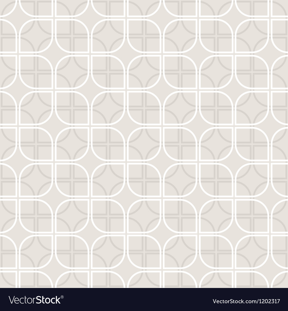 Seamless retro geometric pattern vector   Price: 1 Credit (USD $1)
