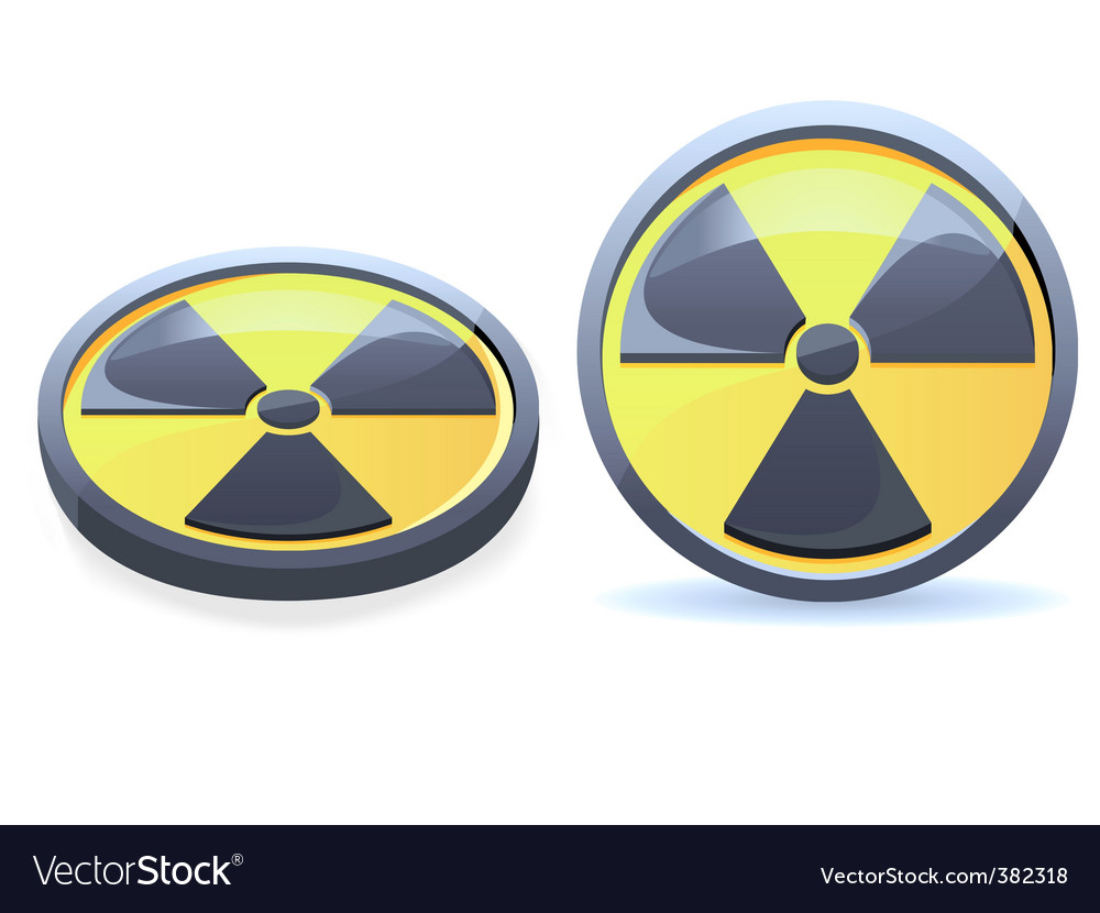Radiation symbol vector   Price: 1 Credit (USD $1)