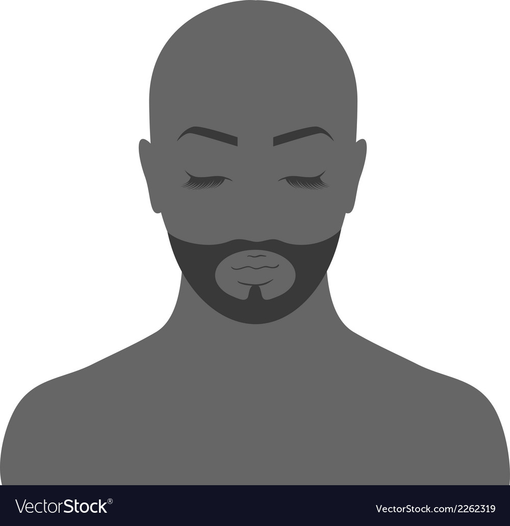 Avatar men vector | Price: 1 Credit (USD $1)