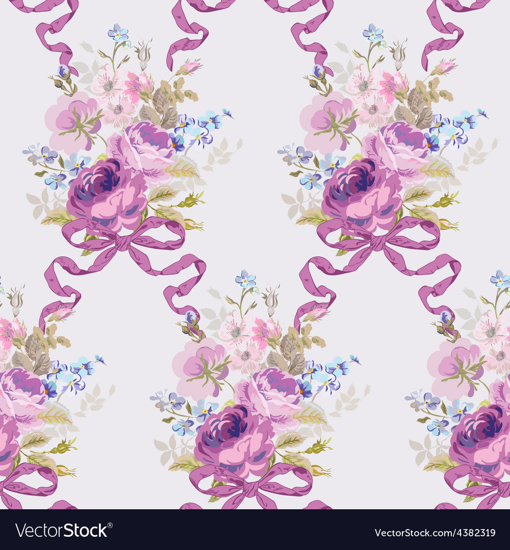 Spring flowers backgrounds vector | Price: 1 Credit (USD $1)