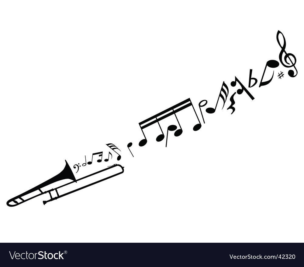 Musical background vector | Price: 1 Credit (USD $1)