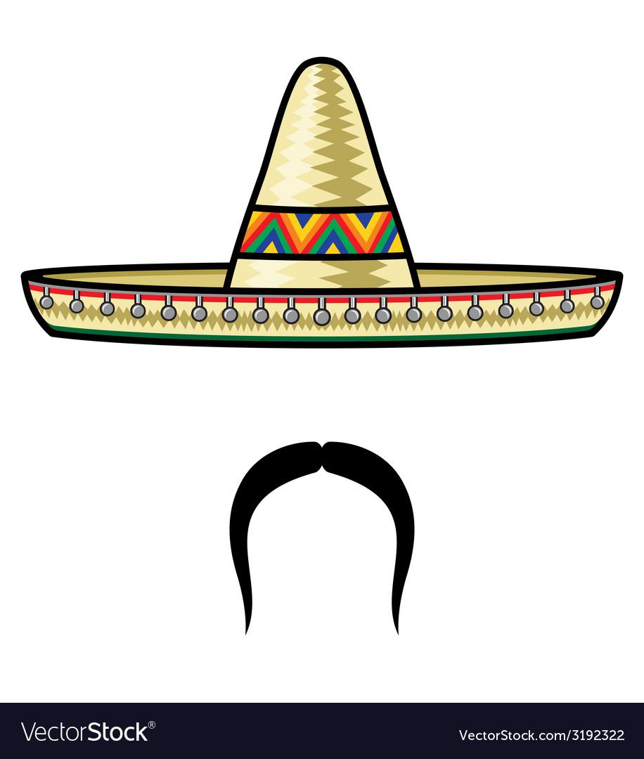 Sombrero3 resize vector | Price: 1 Credit (USD $1)