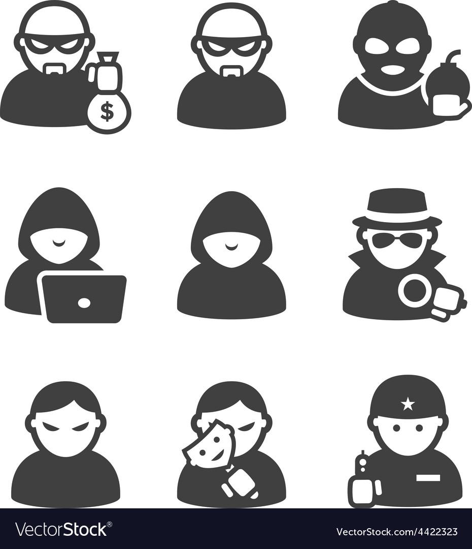 Cybercriminals vector   Price: 1 Credit (USD $1)