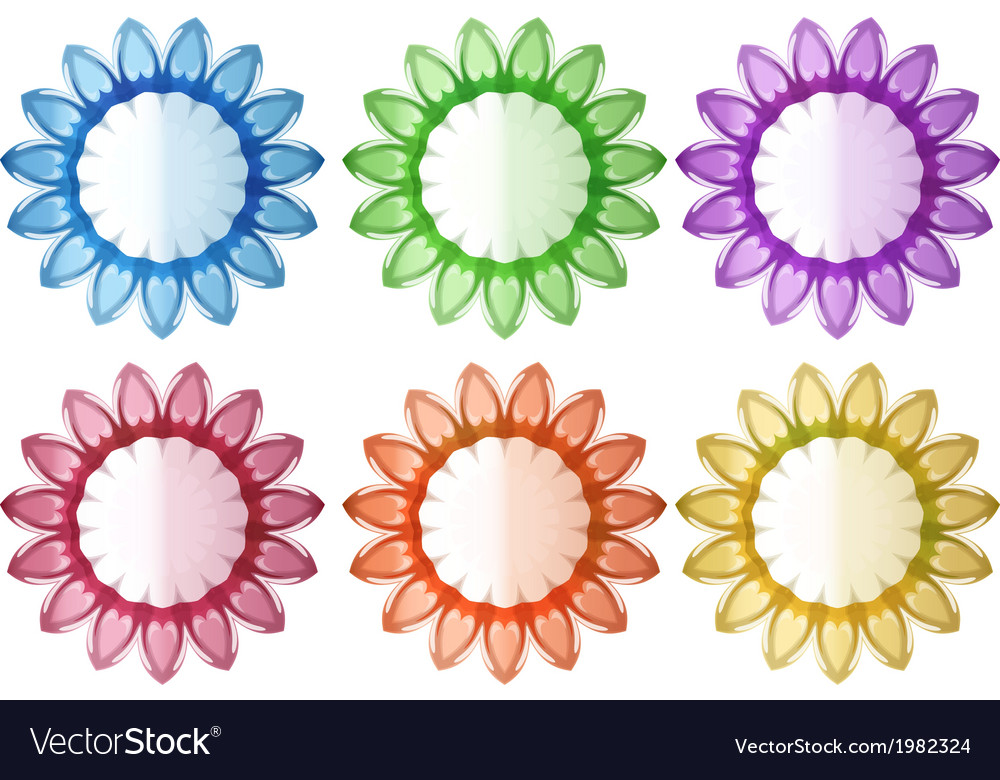 Colorful botts vector | Price: 1 Credit (USD $1)