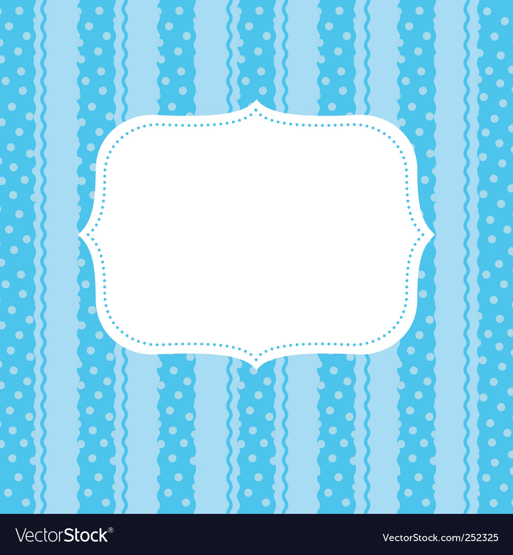 Design element for greeting card vector | Price: 1 Credit (USD $1)