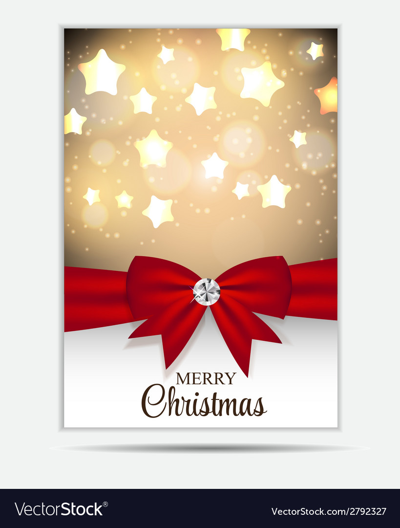 Christmas website banner and card background vector | Price: 1 Credit (USD $1)