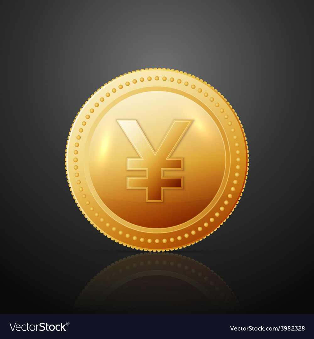 Coin jpy vector | Price: 1 Credit (USD $1)
