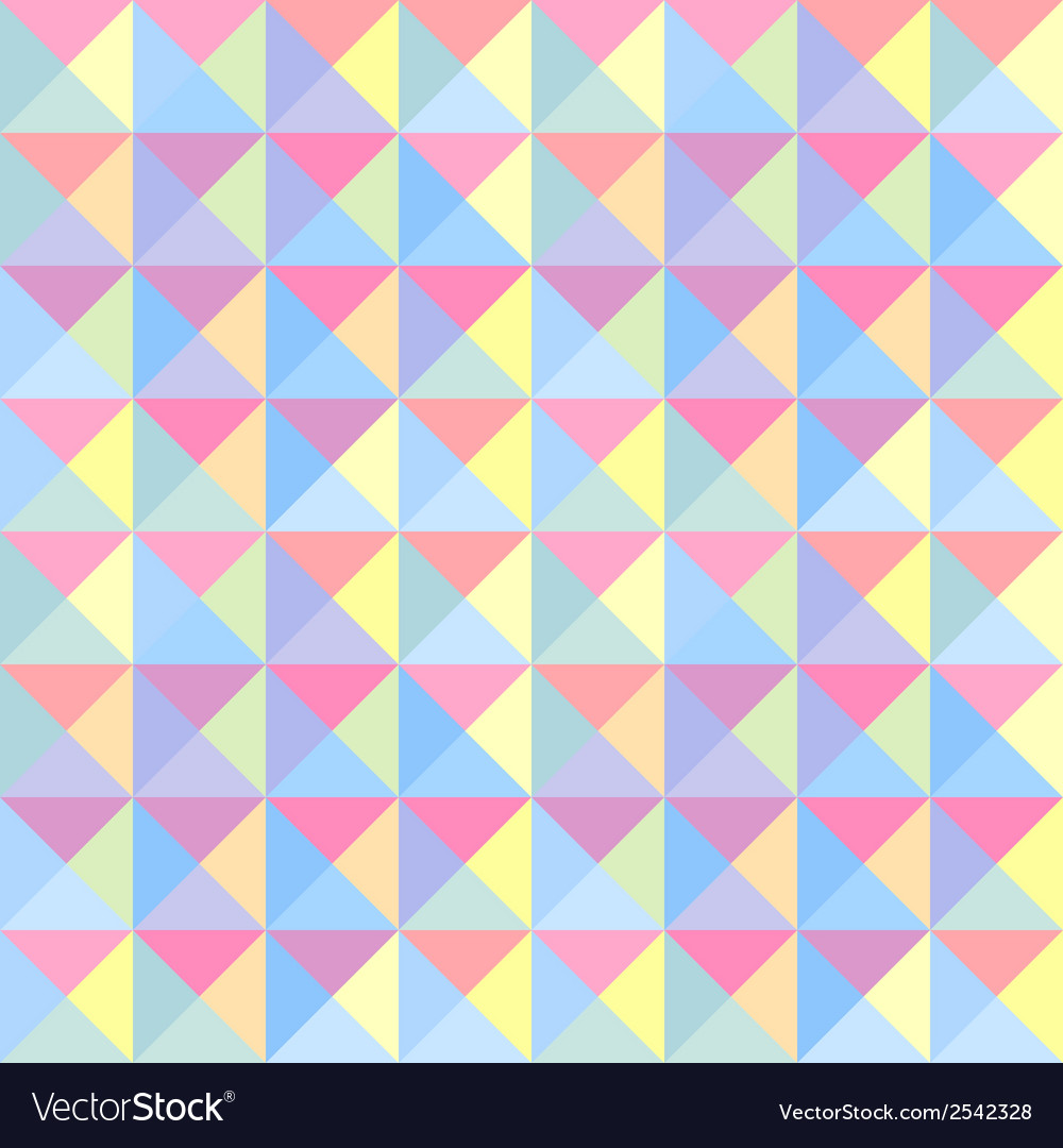 Colorful triangle background11 vector | Price: 1 Credit (USD $1)