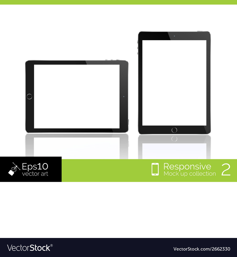 Modern tablet pc computer isolation  eps10 vector | Price: 1 Credit (USD $1)