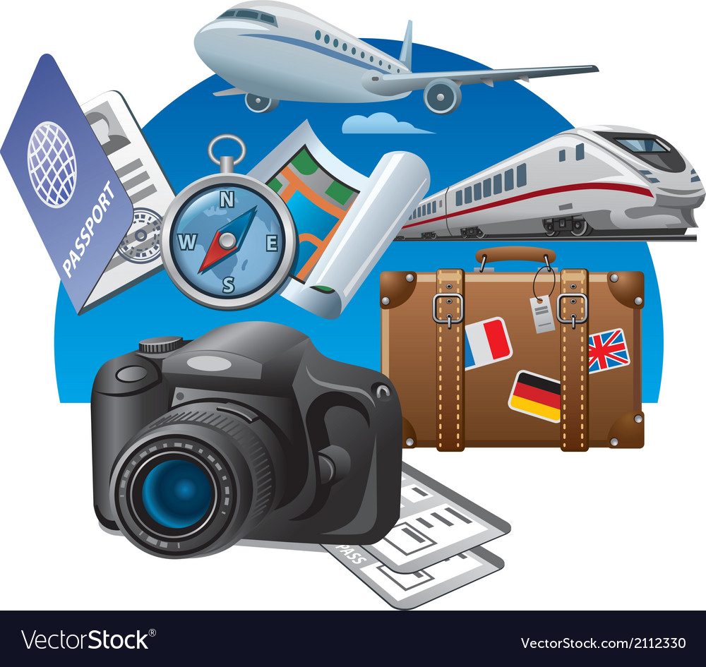 Tourism vector | Price: 3 Credit (USD $3)