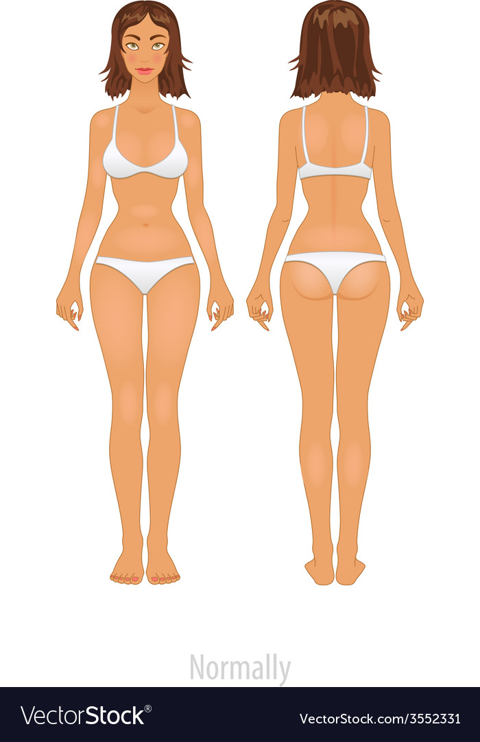 Figures ale and female vector | Price: 1 Credit (USD $1)
