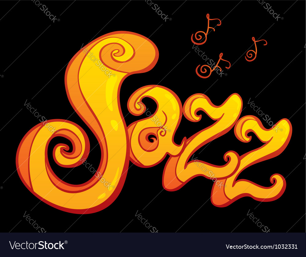 Symbol of jazz vector | Price: 1 Credit (USD $1)