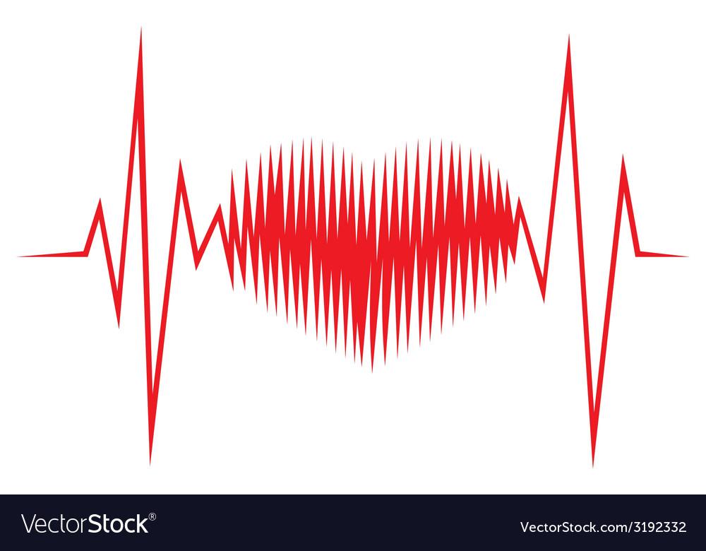 Srce impuls resize vector   Price: 1 Credit (USD $1)