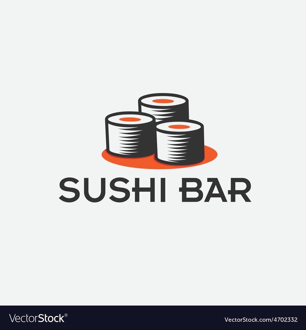 Sushi bar vector | Price: 1 Credit (USD $1)