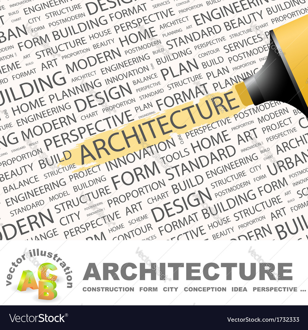 Architecture vector | Price: 1 Credit (USD $1)