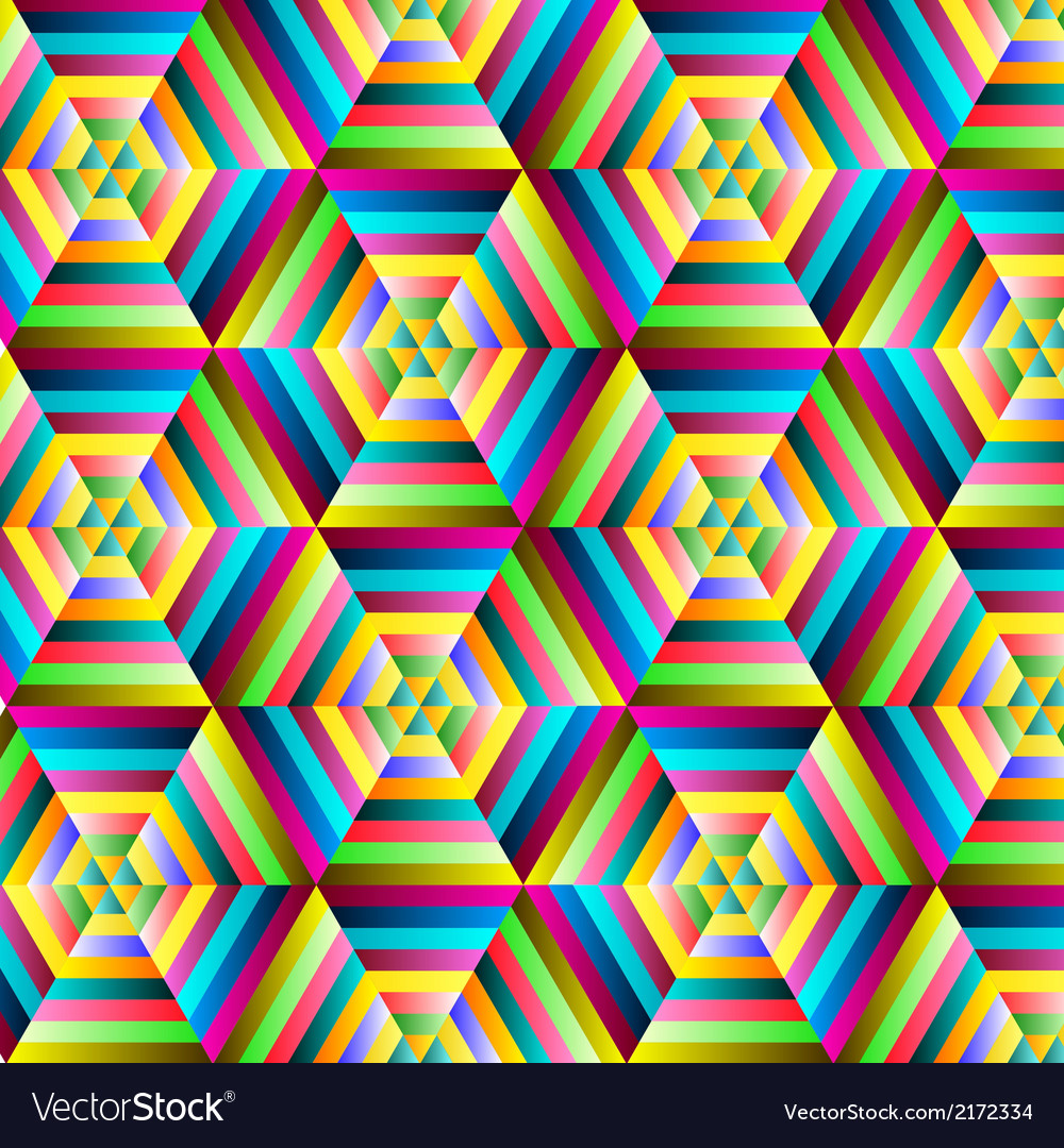 Abstract colorful geometrical background vector | Price: 1 Credit (USD $1)