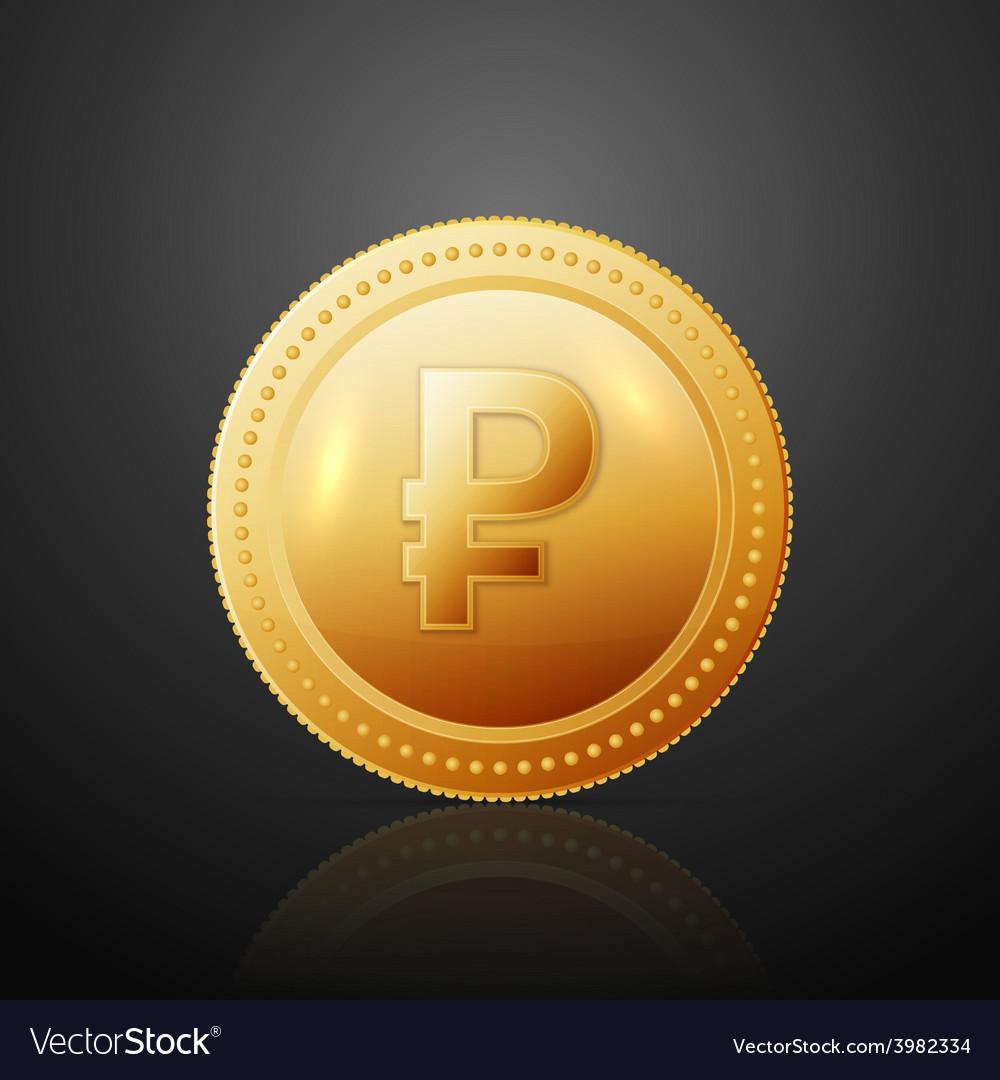Coin rub vector | Price: 1 Credit (USD $1)