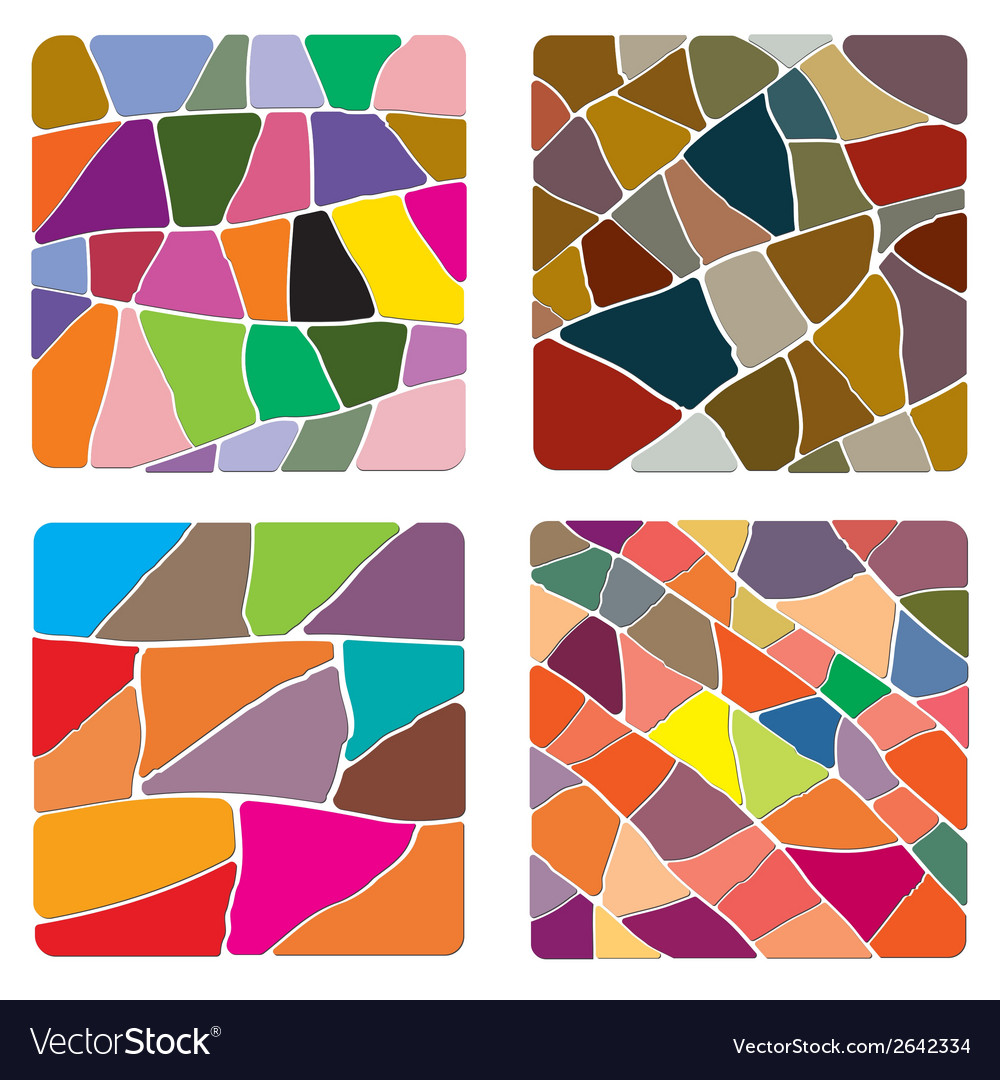 Colorful abstract seamless pattern vector | Price: 1 Credit (USD $1)