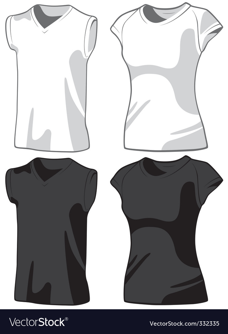 Set of the casual wear vector | Price: 1 Credit (USD $1)