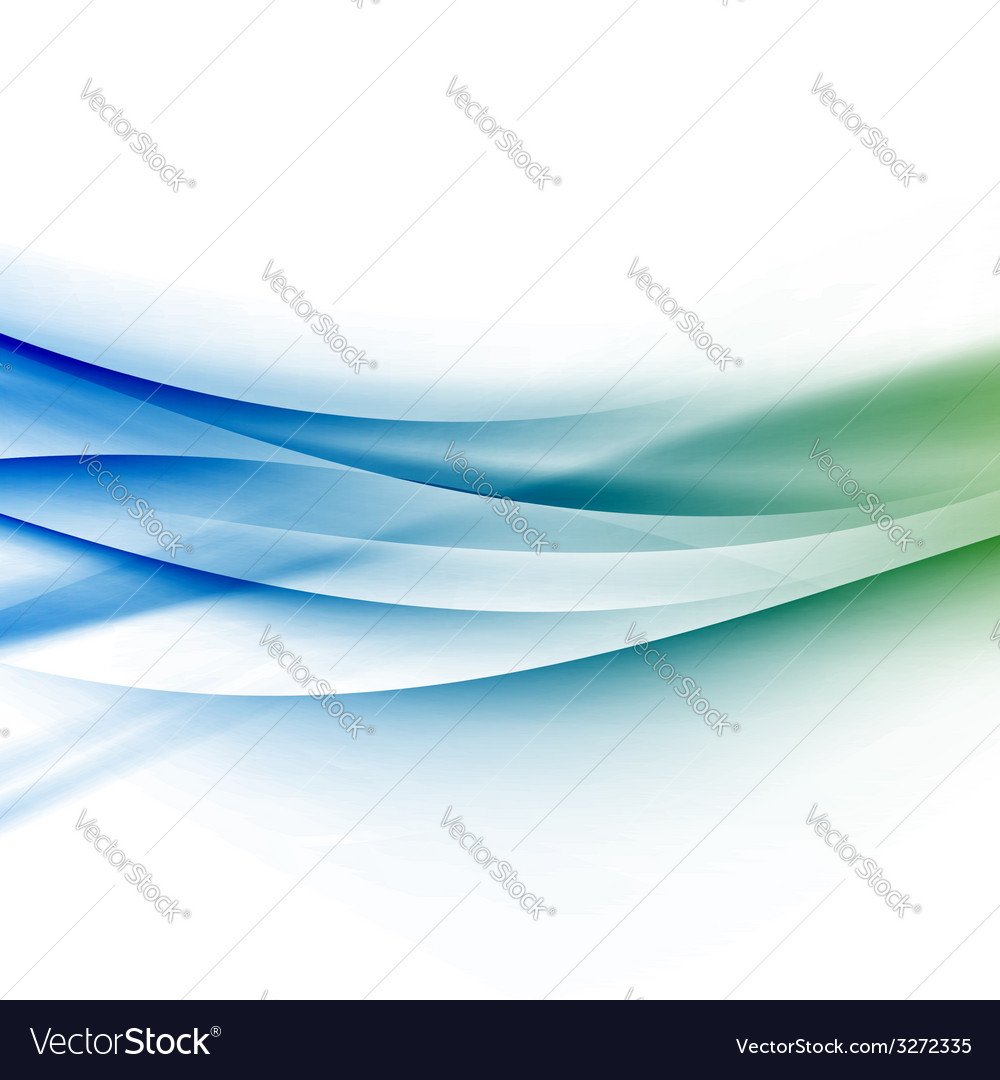 Swoosh lines divided border satin background vector | Price: 1 Credit (USD $1)