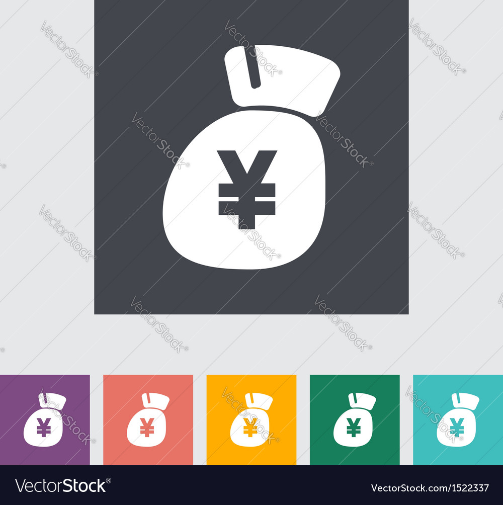 Yen vector | Price: 1 Credit (USD $1)
