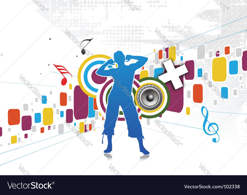 Music concept vector   Price: 1 Credit (USD $1)