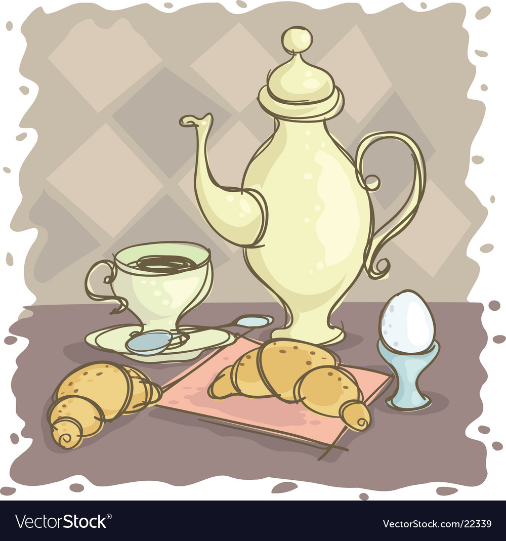 Breakfast vector | Price: 3 Credit (USD $3)