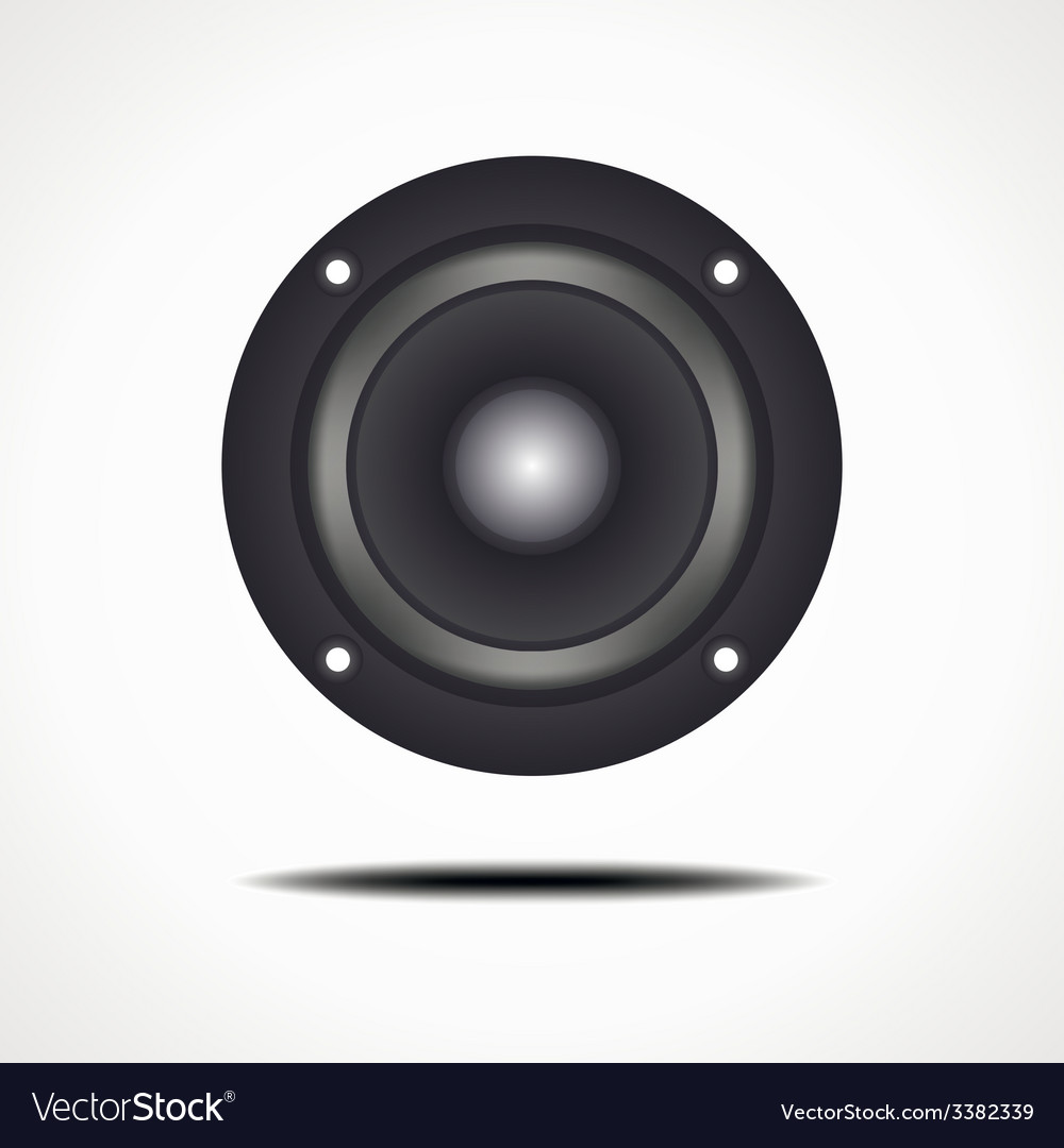 Speakerround vector | Price: 1 Credit (USD $1)