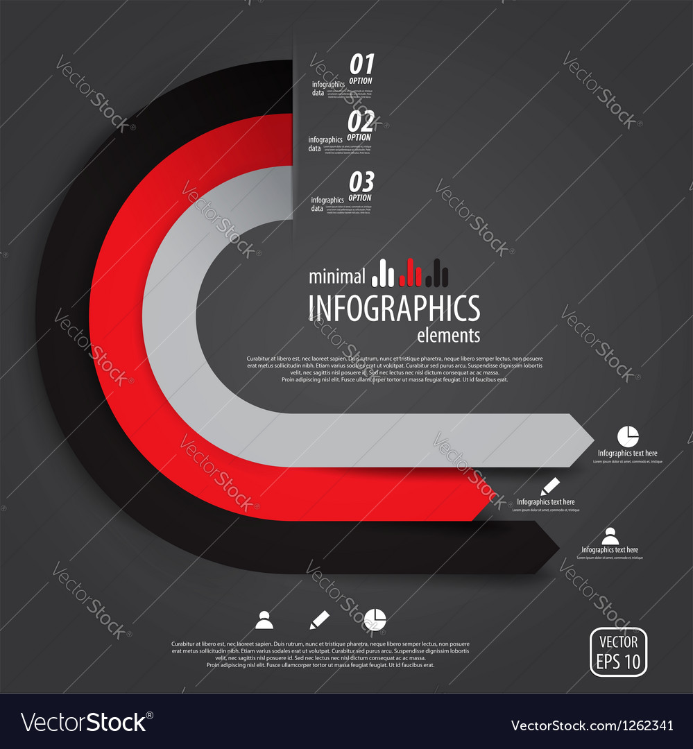 Infographics design 7 vector | Price: 3 Credit (USD $3)