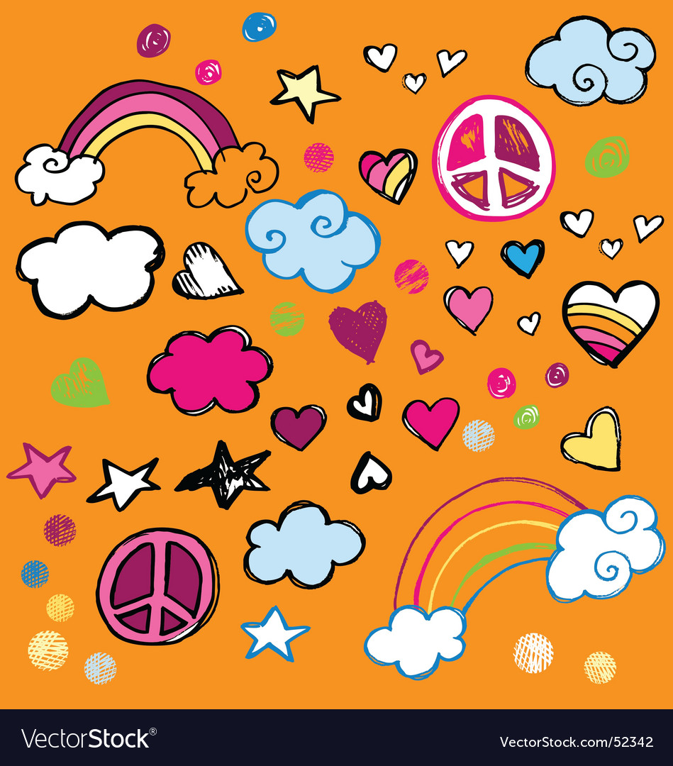 Doodles vector | Price: 1 Credit (USD $1)
