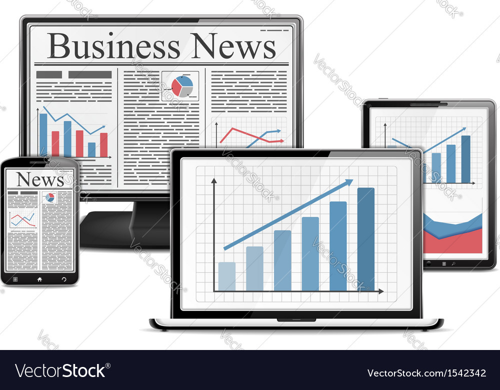 E-business vector | Price: 1 Credit (USD $1)
