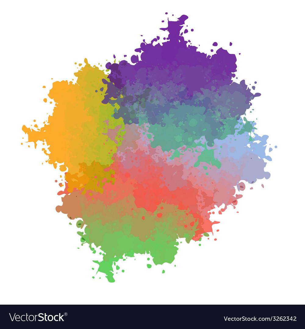 Paint drop vector | Price: 1 Credit (USD $1)
