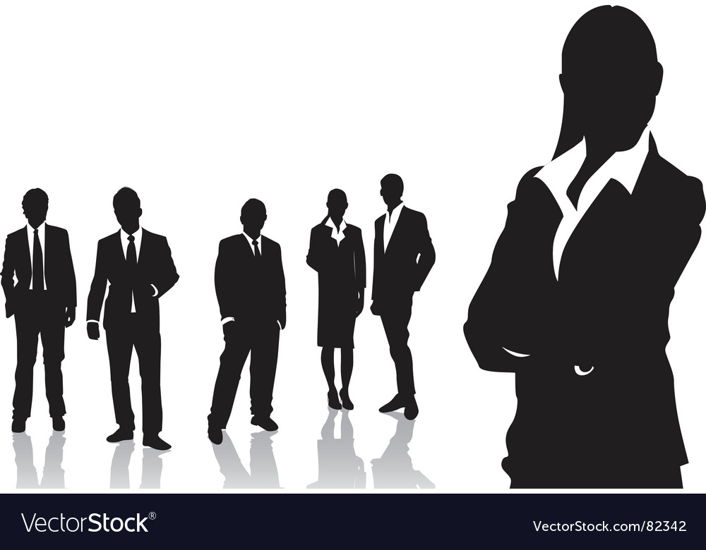 People business vector | Price: 1 Credit (USD $1)