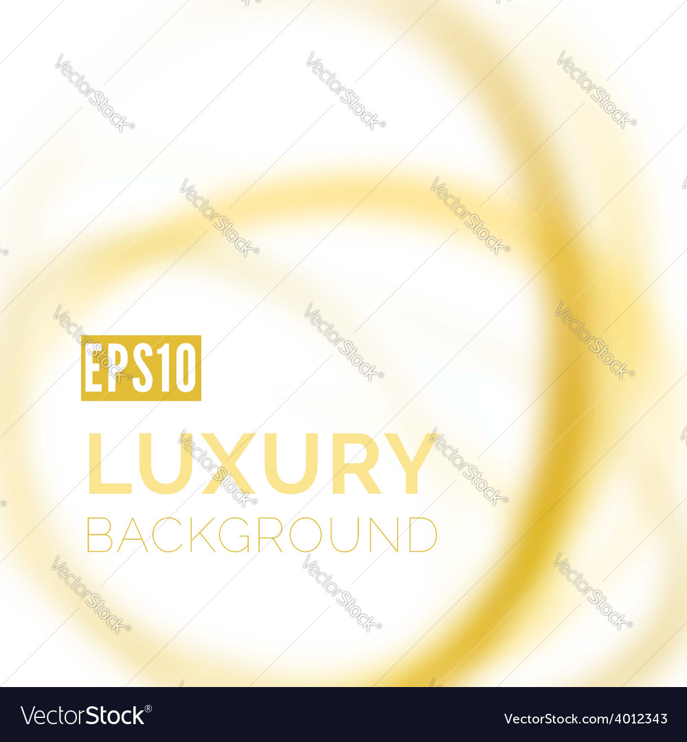Blurred luxury smooth swoosh wave background vector | Price: 1 Credit (USD $1)