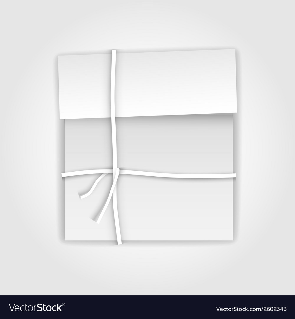 Present box vector | Price: 1 Credit (USD $1)