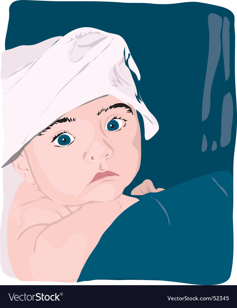 Baby vector | Price: 5 Credit (USD $5)