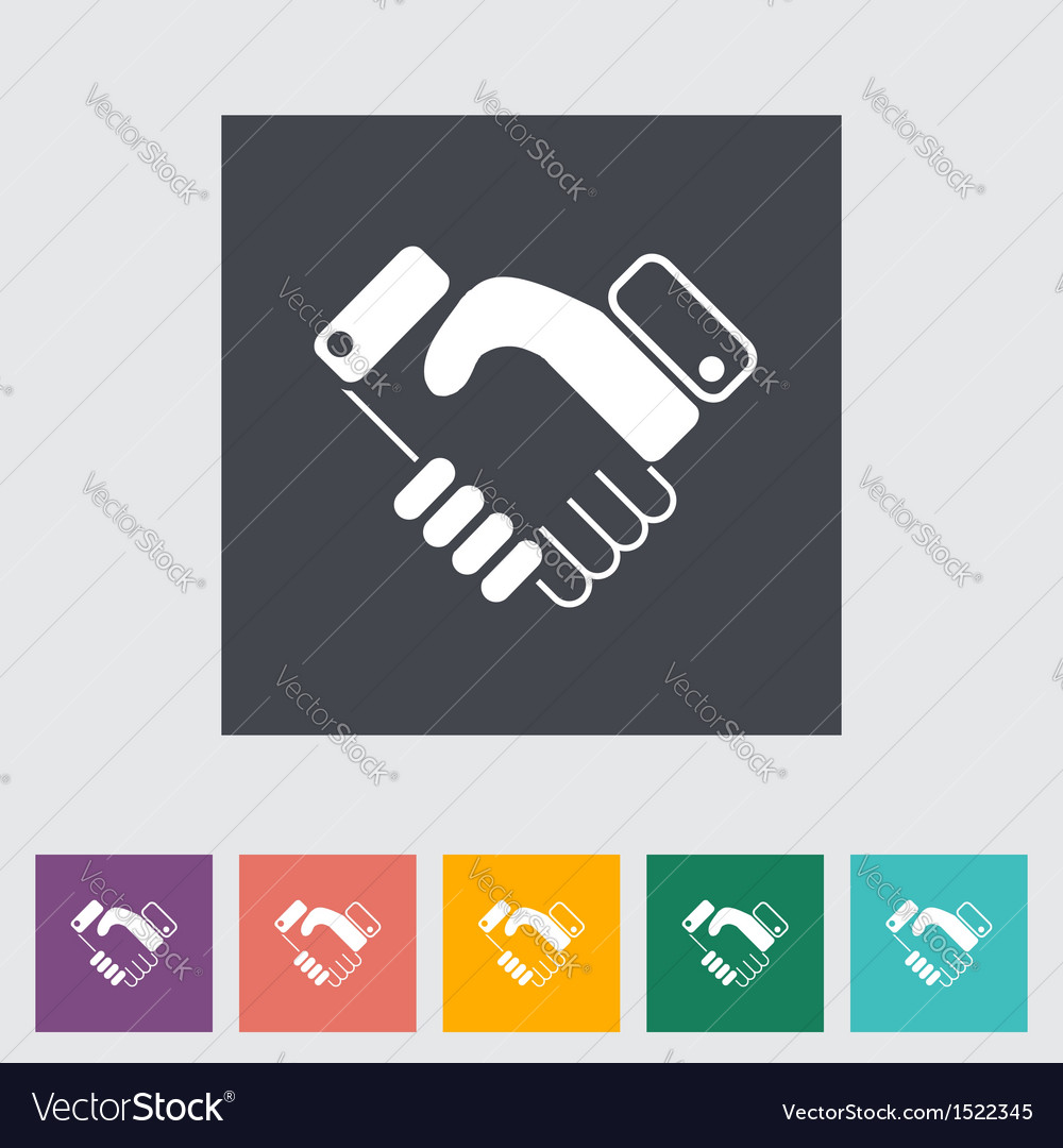Icon agreement vector | Price: 1 Credit (USD $1)