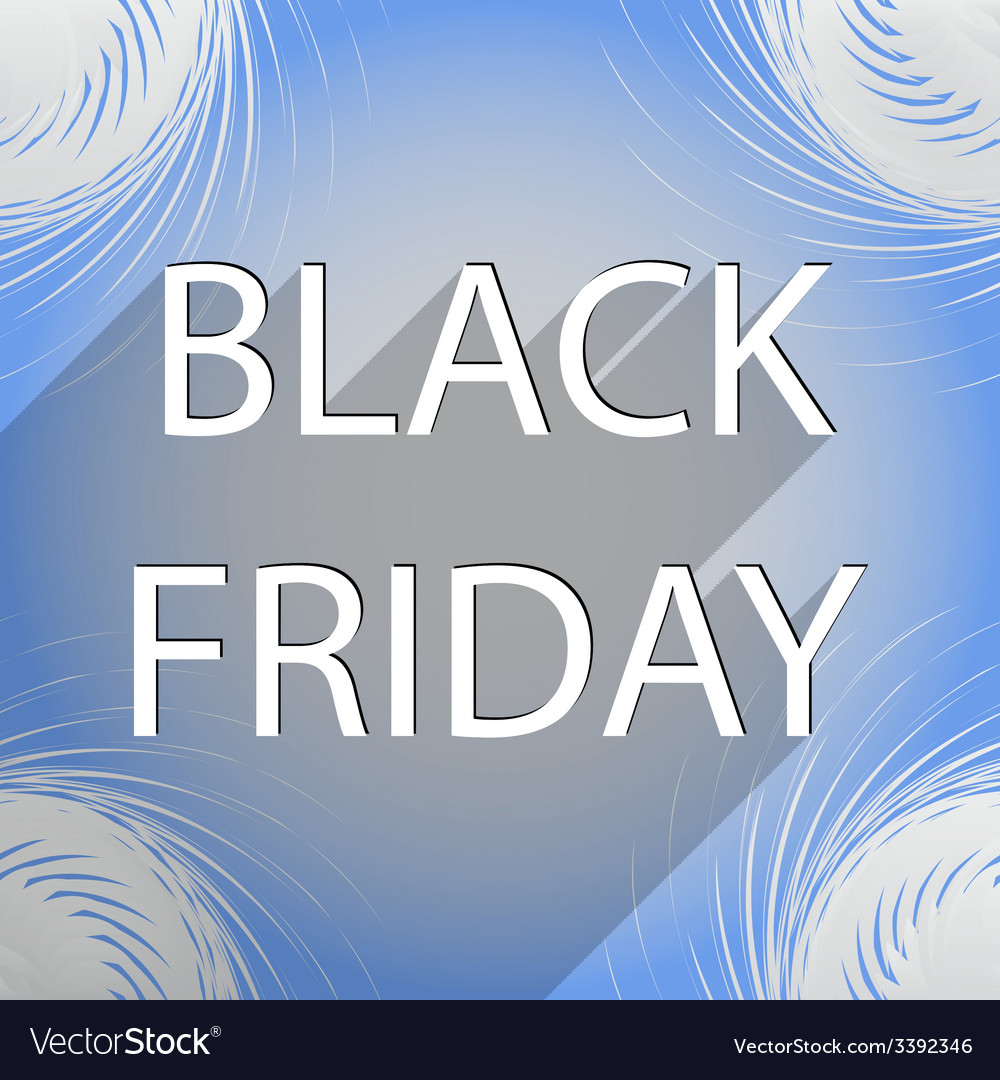 Black friday icon symbol flat modern web design vector   Price: 1 Credit (USD $1)